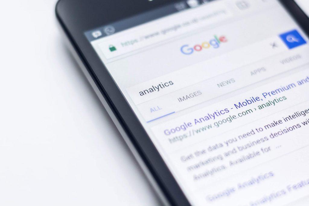 Google on the phone
